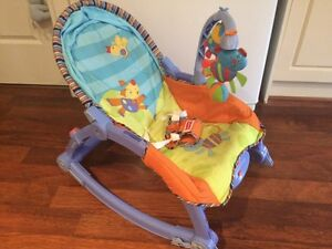 Fisher Price Newborn-to-Toddler Portable Rocker Dernancourt Tea Tree Gully Area Preview