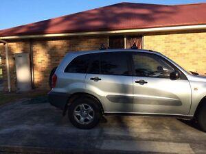 2001 Toyota RAV4 Wagon Byron Bay Byron Area Preview