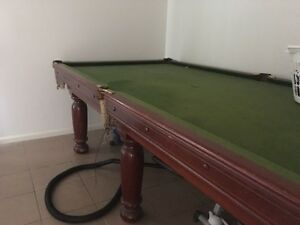 Pool Table Ningi Caboolture Area Preview