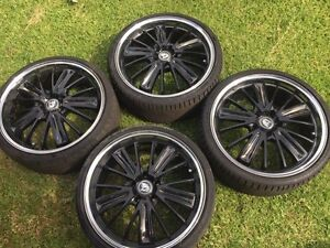 "Holden Commodore rims 20x8.5"" need gone tonight Muswellbrook Muswellbrook Area Preview"