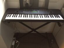 Yamaha psr 253 keyboard/ 66 keys Kensington Eastern Suburbs Preview