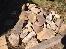 Sandstone rocks, approx 1 cubic meter. Make an offer St Clair Penrith Area Preview