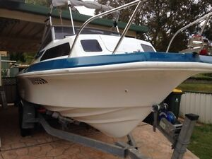 For sale swift craft 6.2 Lemon Tree Passage Port Stephens Area Preview