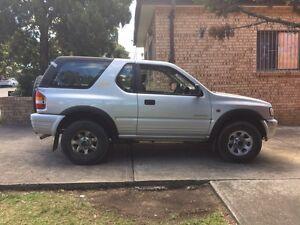 Holden frontera 3 door  2.0 5 speed 4 wheel drive $1000 firm Belmore Canterbury Area Preview