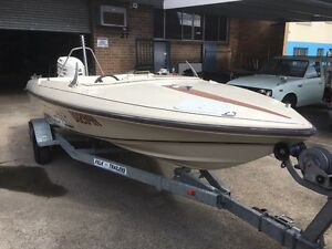 Caribbean Jaguar ski boat. Quick sale Eastwood Ryde Area Preview