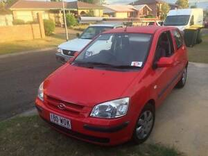 2004 Hyundai Getz Hatchback *Low Kms* Eight Mile Plains Brisbane South West Preview
