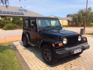 2006 Atuo Jeep Wrangler Convertible Wanneroo Wanneroo Area Preview