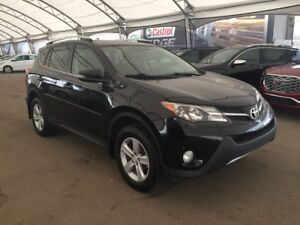 2014 Toyota RAV4 XLE AWD, SUNROOF, HEATED SEATS, SEATS 5