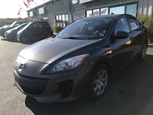 2012 Mazda Mazda3 GX NEW 2 YEAR MVI