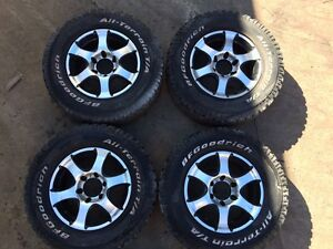 4x4 x4 RIMS AND TYRES Yennora Parramatta Area Preview