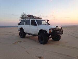 1993 NISSAN PATROL GQ TI Frenchs Forest Warringah Area Preview