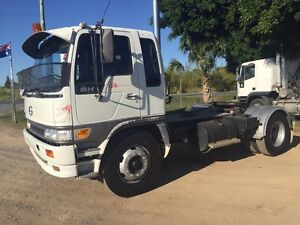 Hino  GH prime mover turbo intercooled Norwell Gold Coast North Preview