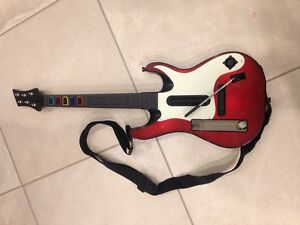 Guitar hero electric guitar for sale. Dulwich Hill Marrickville Area Preview
