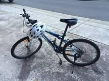 Bike + helmet + light + locker + pocket for phone and keys Apsley Wellington Area Preview