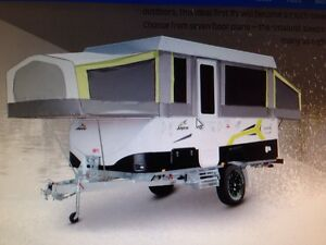 Wanted - Jayco Swan or Golsdtream Wing 3 Hillarys Joondalup Area Preview