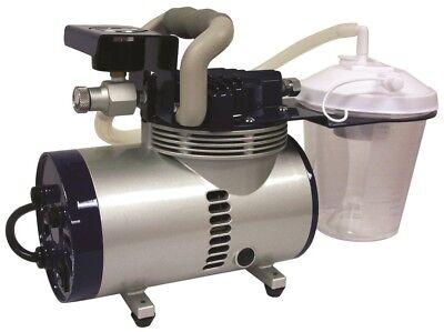 Roscoe Medical Dental Heavy-duty Suction Aspirator Machine Asp-hd New