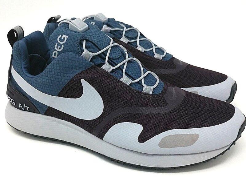 5dd765eae7a3 Nike Air Pegasus All Terrain SIZE 9 Wolf Grey Midnight Maroon-Mag Grey (