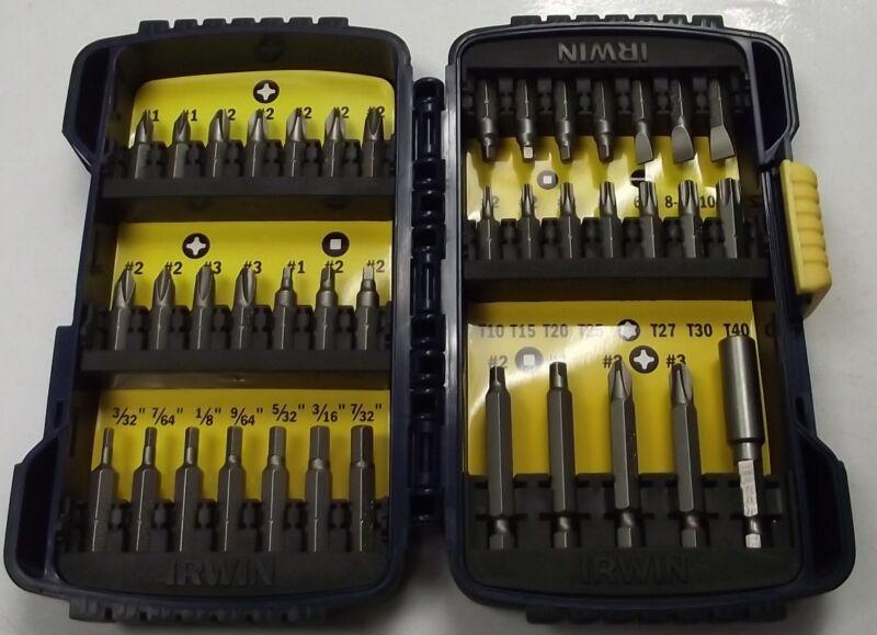 """Irwin 3-1//2/"""" OAL Torx Power Bit T10 1//4/"""" Hex Drive 5pcs 93359"""