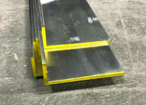 "Aluminum Angle 6063 T52 1//2/"" x 1//2/"" x 1//8/"" wall x 24/"""