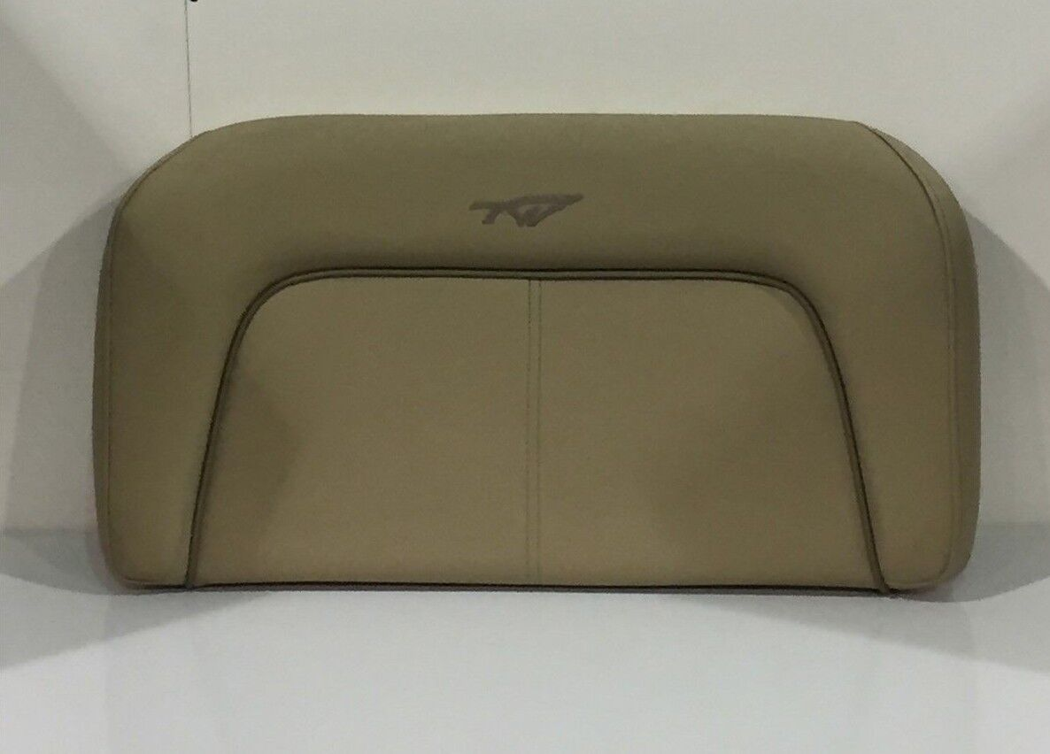Tidewater 25 Center Console Front Backrest Tan Boat/Marine