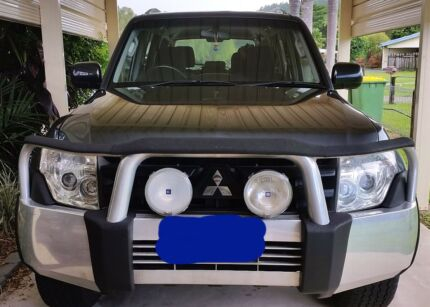 2007 Mitsubishi Pajero Cairns 4870 Cairns City Preview