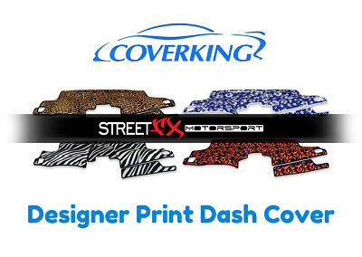 Coverking Designer Print Front Dash Cover for Ford Courier