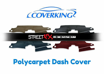 Coverking Polycotton Front Dash Cover for Chevy Full Size Van