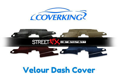 Coverking Velour Dash Cover - Coverking Velour Front Dash Cover for Saturn SL-Series