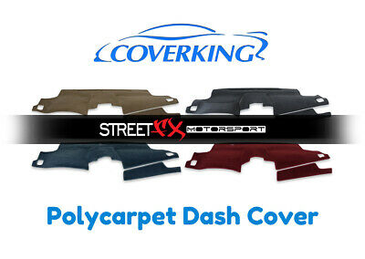 Coverking Polycotton Front Dash Cover for Buick Enclave