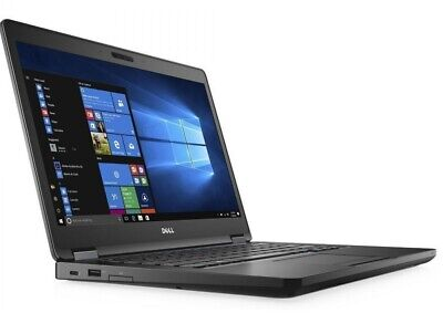 Joblot 3x Dell Latitude e5480 i5 7th Gen 3.5GHz 256GB SSD 8GB Office Laptop