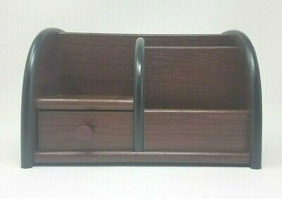 Model 8001 Wooden Multi-functional Pen Stand New In Box