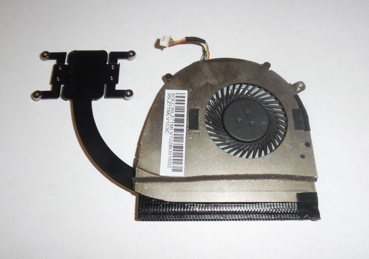 Lenovo IdeaPad U310 Series INTEL Cooling Fan + HeatSink 36LZ7TMLV102B (G20-16)