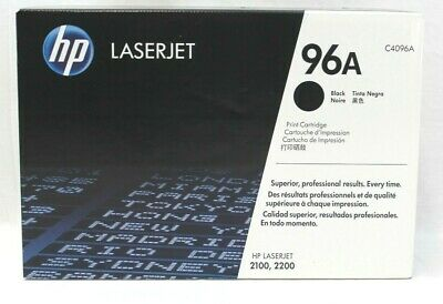 HP Laserjet Black Printer Cartridge 96A NIB for sale  Shipping to India