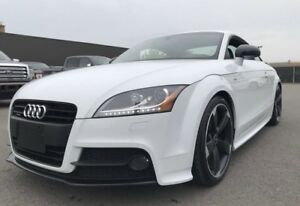 2014 Audi TT S - AWD - White, fully equipped