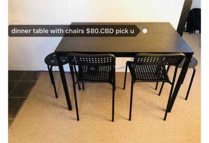 Furniture Sale Table Set
