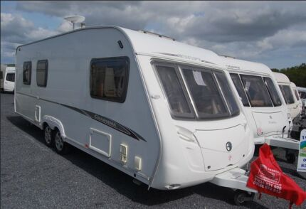 2008 Swift Charisma 610 4 Berth ISLAND BED Torquay Surf Coast Preview