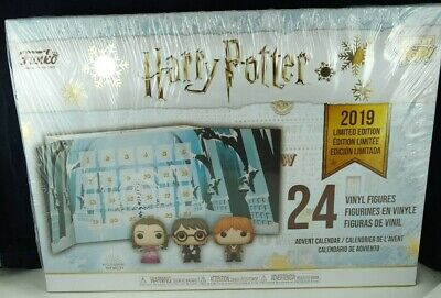 Harry Potter Funko Pop Advent Calendar 2019 Edition Pocket Pop 24 Figures