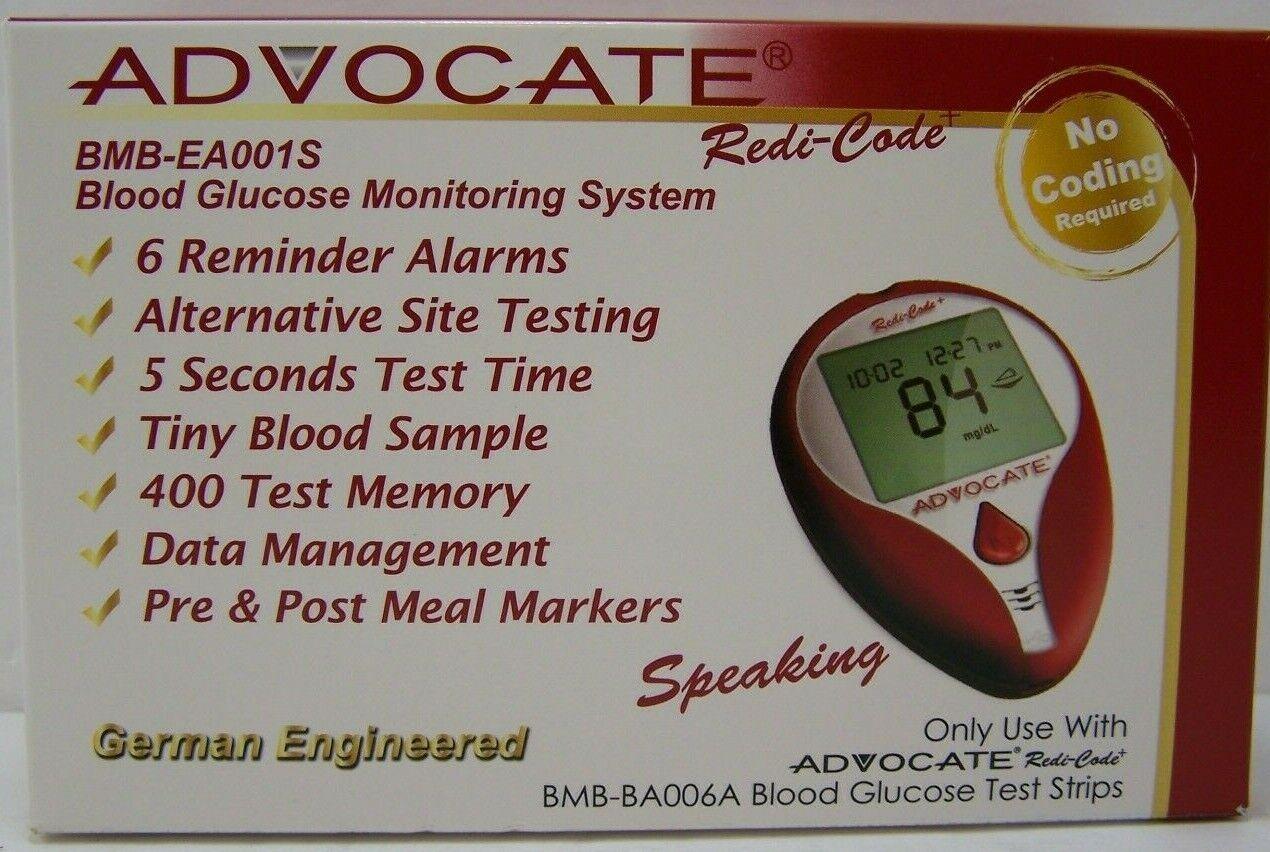 EasyComforts Advocate RediCode Speaking Meter