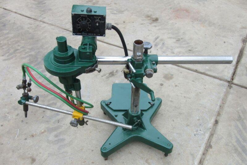 Koike IK-70 Automatic Circle Cutting Burner Machine Oxy Acetylene #2