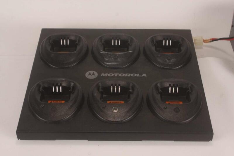 Motorola WPLN4171 AR Multi Gang Charger CP150 CP200