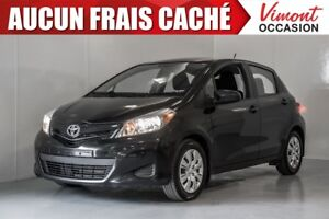 2014 Toyota Yaris 2014+HB+LE+A/C+GR ELEC COMPLET+BLUETOOTH ONE O