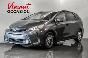 2015 Toyota Prius v CUIR GPS NO ACCIDENT RECORD