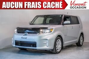 2015 Scion xB HB+CAMERA DE RECUL+BLUETOOTH VERY LOW MILLEAGE