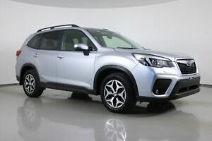 2019 Subaru Forester MY19 2.5I (AWD) Grey Continuous Variable Wagon