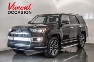 2017 Toyota 4Runner Limited - 1000$ d'accessoires DEMO TOYOTA 4R