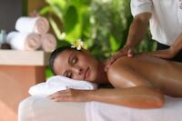 Good massage to fresh your body