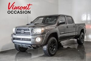 2011 Toyota Tacoma TRD 4 X 4 DOUBLE CAB MAGS NO ACCIDENTE RECORD