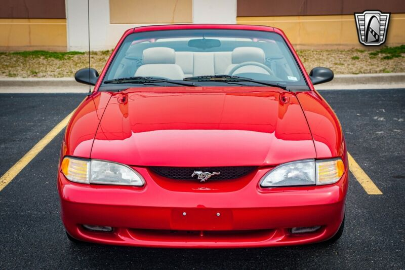 Image 9 Voiture Américaine d'occasion Ford Mustang 1996