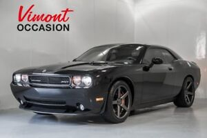 2010 Dodge Challenger SRT8  GPS TOIT CUIR/SUEDE NO ACCIDENT REPO