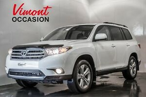 2013 Toyota Highlander SPORT CUIR TOIT OUVRANT MAGS LOW MILAGE